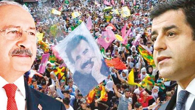İttifakı PKK ile değil milletle yapacaktı