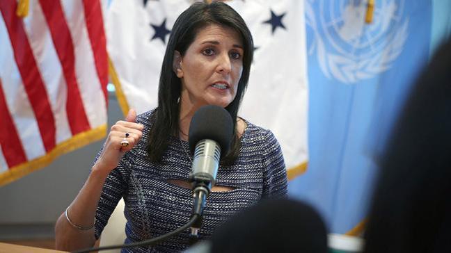 ABD'den İran'a suçlama: BM Güvenlik Konseyi kararlarını ihlal ediyor