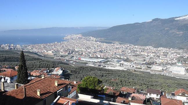 Gemlik için yeni yerleşim yeri 266 hektar olarak belirlendi