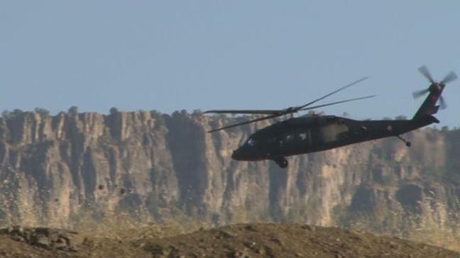 Irak sınırının sıfır noktasında askeri hareketlilik devam ediyor