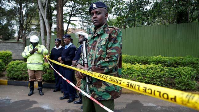 Kenya'nın Başkenti Nairobi'nin en büyük pazarında çıkan yangında en az 15 kişi hayatını kaybetti