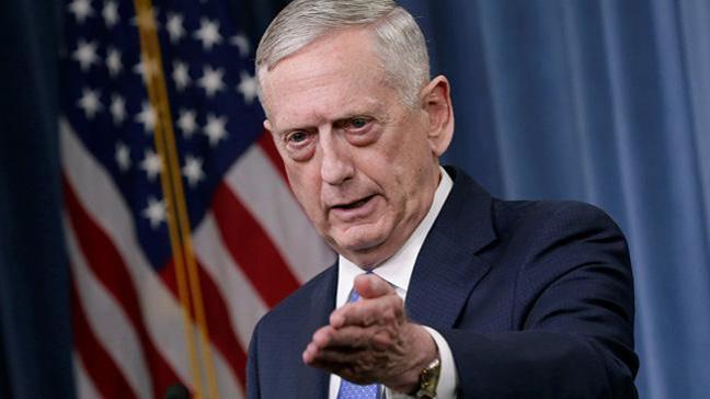 Mattis: ABD, Güney Kore'den askerlerini çekmeyecek