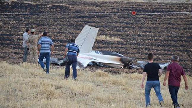 Adıyaman'da düşen uçakla ilgili yeni açıklama: Bakımları bir hafta önce yapıldı
