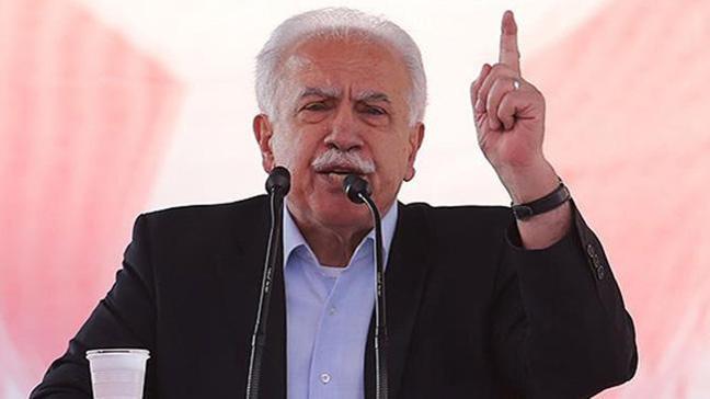 Perinçek: Milyonlarca CHP'li bonzai içip HDP'ye oy verdi