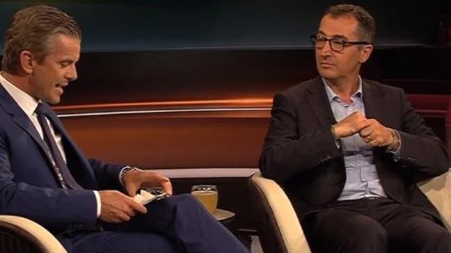 Cem Özdemir Almanya'nın elenmesini Türkiye'ye bağladı