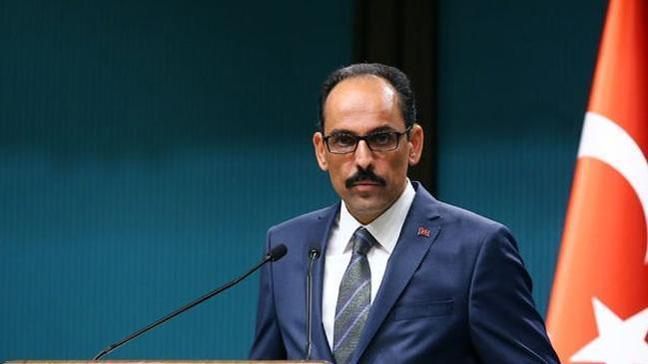 Kalın: Erdoğan, yeni kabineyi 8 Temmuz'dan sonra açıklayabilir