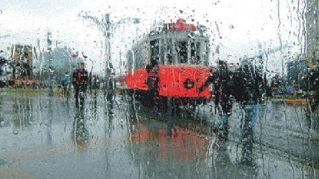 AKOM'dan, Kartal, Maltepe, Kadıköy, Fatih ve Beşiktaş ilçeleri için yağış uyarısı yapıldı