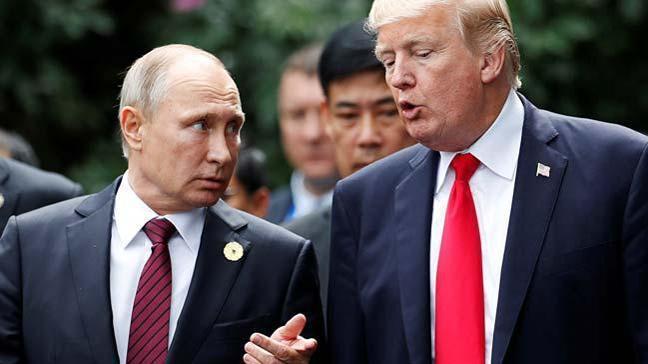 Trump-Putin zirvesi 16 Temmuz'da Helsinki'de gerçekleşecek
