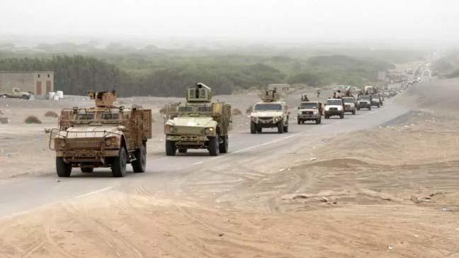 Yemen ordusunun Hudeyde'deki ilerleyişi sürüyor