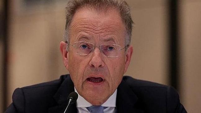 BM: Möller'in Kıbrıs sorununa ilişkin demeci kendi görüşü