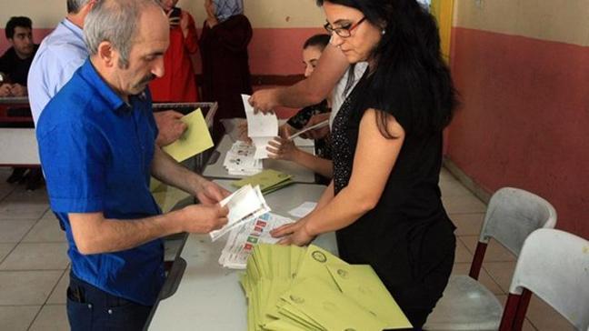 Samsun'da sonuçlara itiraz edildi: Oylar yeniden sayılıyor