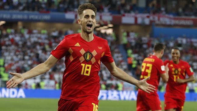 İngiltere'yi 1-0 yenen Belçika grubunu lider tamamladı