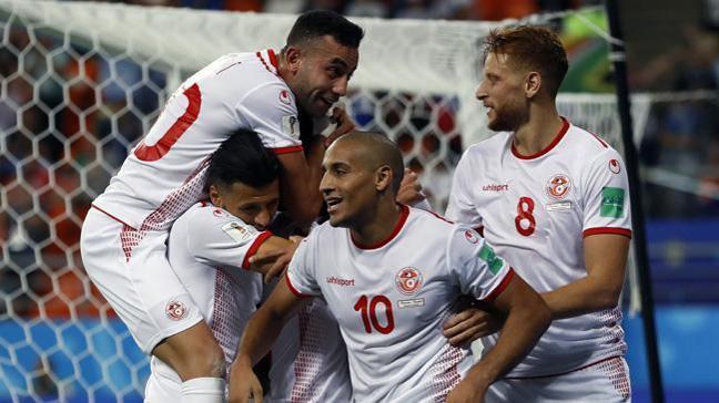 Tunus Panama'yı 2-1 mağlup ederken her iki takım da turnuvaya veda etti