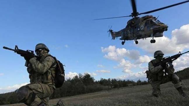 Bitlis'teki terör operasyonu: 10 PKK'lı terörist etkisiz hale getirildi