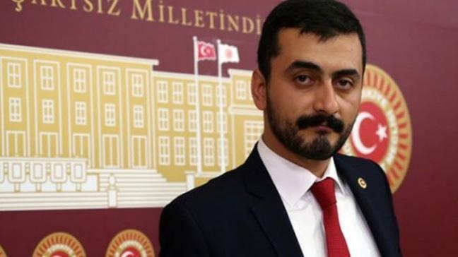 CHP eski Milletvekili Eren Erdem'e kaçma şüphesiyle yakalama kararı çıkarıldığı öğrenildi