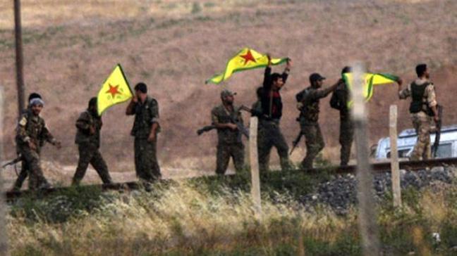 Terör örgütü PKK/YPG Rakka'da muhalif Arap grubun üyelerini hapsediyor