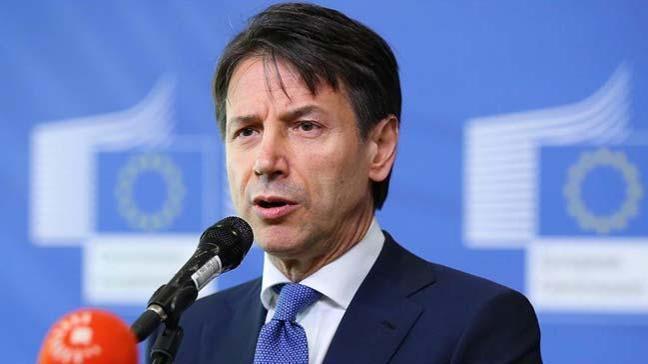 İtalya Başbakanı Conte: İtalya artık yalnız değil