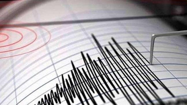 Akdeniz'de 3.4 büyüklüğünde deprem meydana geldi