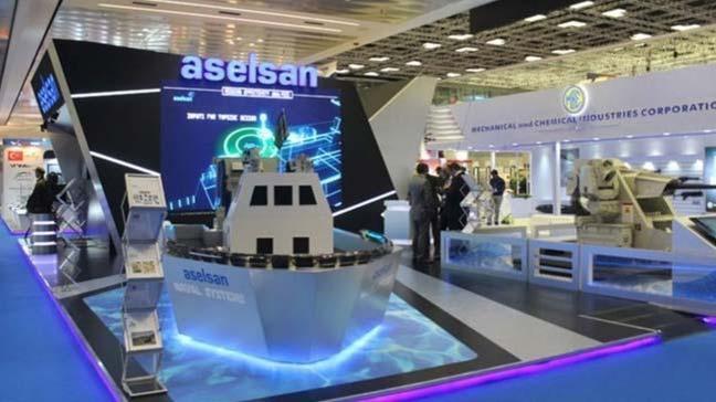 ASELSAN ile Milli Savunma Bakanlığı arasında  40,3 milyon dolar tutarında sözleşme imzalandı