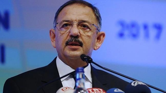Bakan Özhaseki: 'Adam kazandı' sözleri provokasyonu önledi