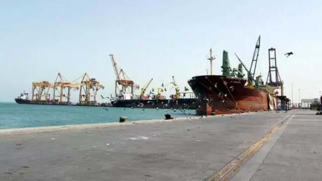 Hudeyde'ye giden 4 gemiye Arap Koalisyonu'ndan izin