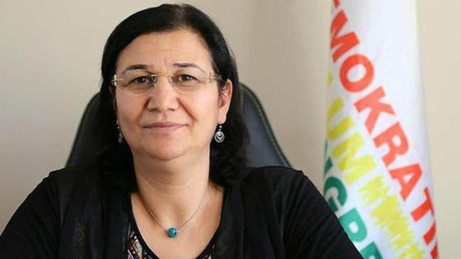 HDP'li Leyla Güven tahliye edilmeden yine tutuklandı