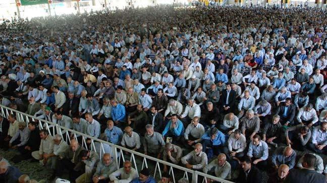 Tahran Cuma İmamından 'ekonomik zorluklara direnme' çağrısı