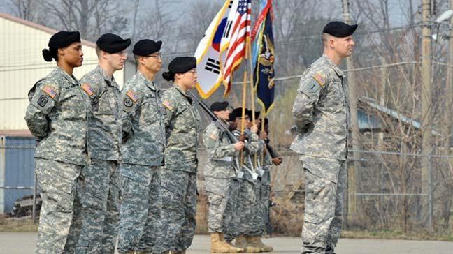 ABD, Güney Kore'nin başkenti Seul'deki 70 yıllık askeri varlığına son veriyor