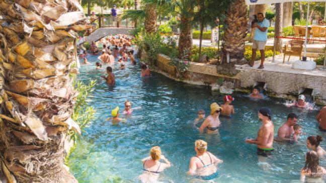 İlk 5 ayda yabancı turist sayısı % 30 arttı
