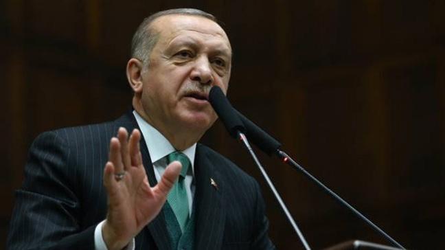 Cumhurbaşkanı Erdoğan'dan Şarık Tara için başsağlığı