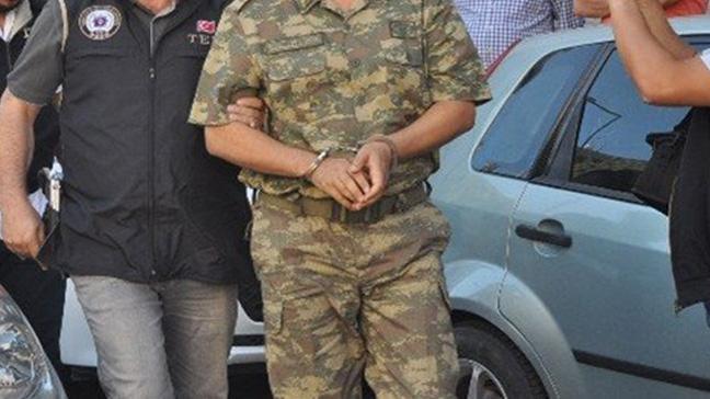 Kırıkkale merkezli FETÖ/PDY operasyonu: 13 muvazzaf askere gözaltı