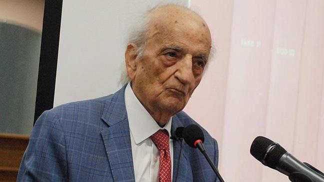 Ünlü bilim insanı İslam Bilim Tarihi Araştırmacısı Prof. Dr. Fuat Sezgin yaşamını yitirdi!