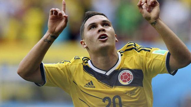 Fatih Terim Kolombiyalı yıldız Quintero'yu listeye aldı