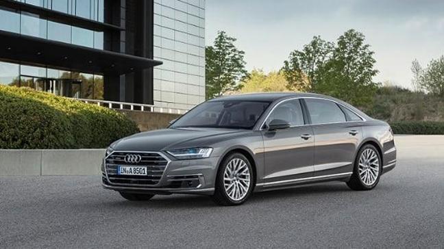 Yılın en inovatif otomobili Audi A8 seçildi