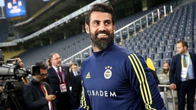 Volkan Demirel 1 yıl daha Fenerbahçe'de