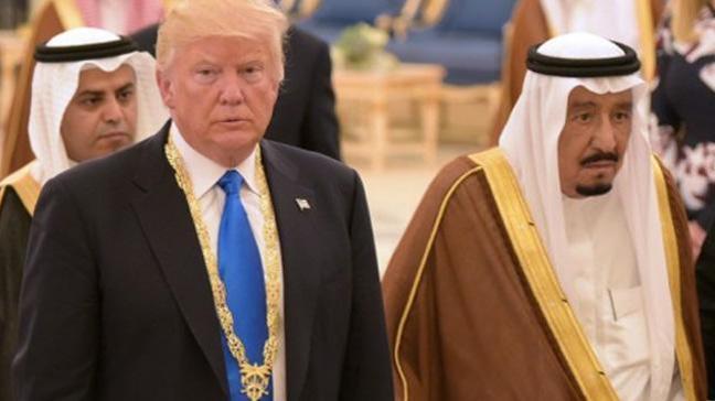 Trump: Suudi Kralı Salman, petrol üretimini artırmayı kabul etti