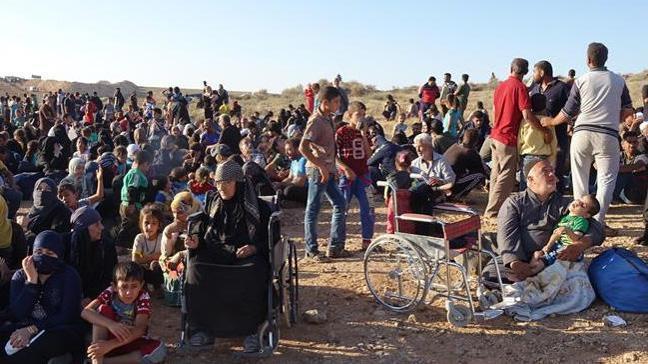 Ürdün sınırındaki Deralıların dramı büyüyor: 15 sivil öldü