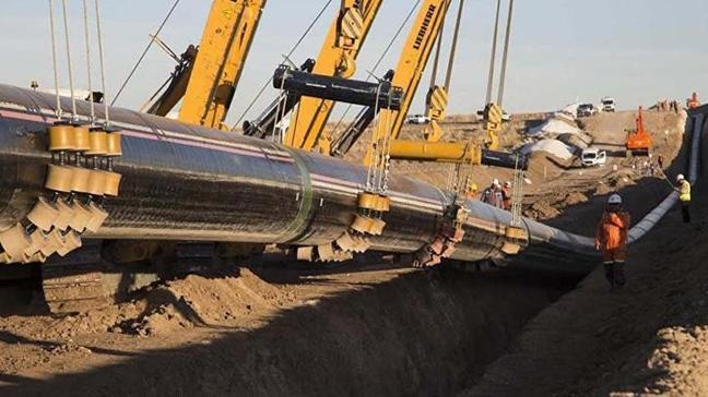 Azerbaycan, TANAP üzerinden Türkiye'ye gaz sevkiyatına başladı