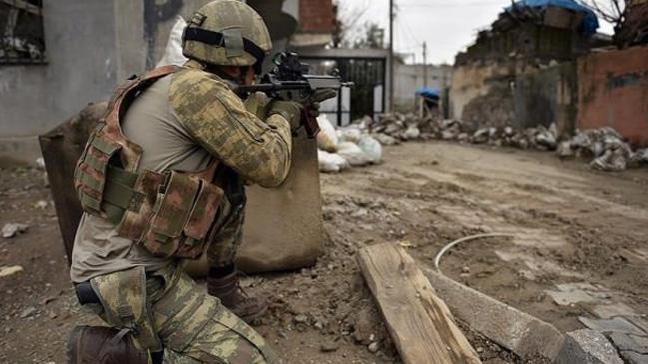 Van'da operasyon! 2 terörist öldürüldü