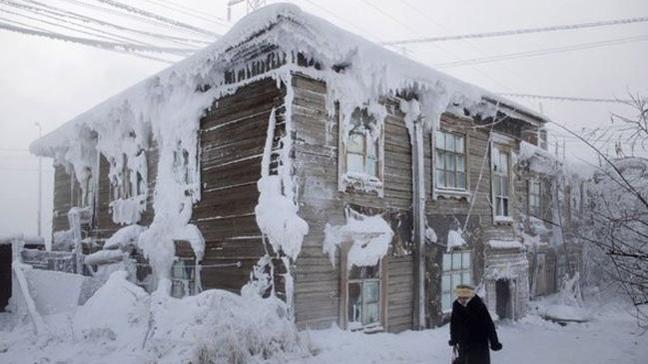 Rekor geldi: İşte dünyanın en soğuk bölgesi