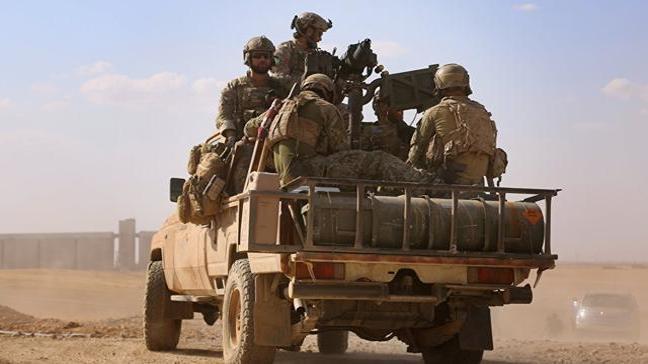 Irak: ABD askerleri Suriye'den en geç 1 Nisan'da Irak üzerinden çekilecek