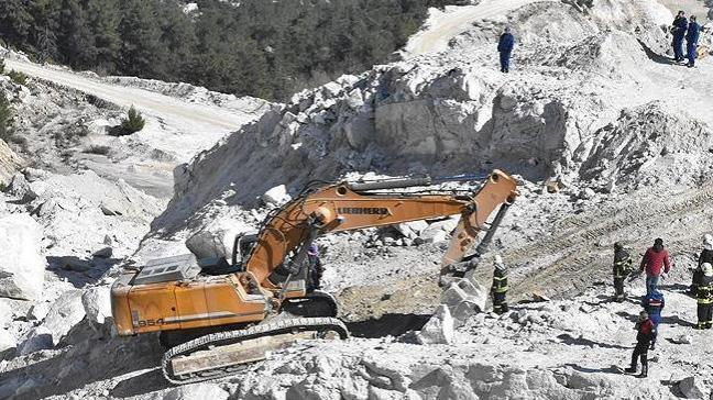 Maden sahasındaki heyelan soruşturmasında gözaltı kararı verildi