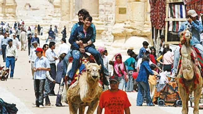 İç savaştaki Suriye'yeFransız turizmi