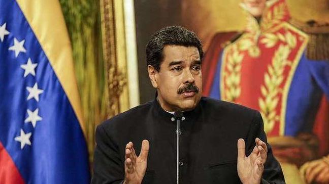 Venezuela Cumhurbaşkanı Maduro: Kendi silah sistemlerimizi üretmeliyiz