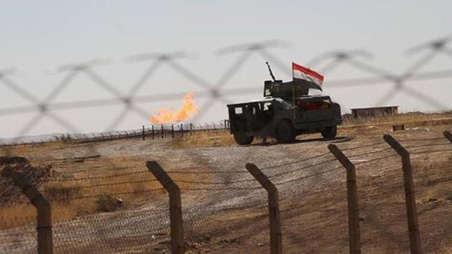 Irak, Suriye sınırına 'takviye güç' gönderdi