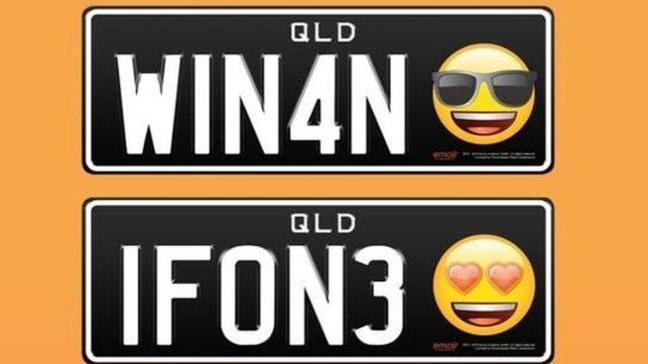 Avustralya'da emojili plakalar kullanılmaya başlanacak