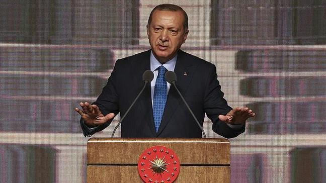 Başkan Erdoğan: Gelişmiş ülkeler hızla yaşlanan nüfusları nedeniyle gelecek endişesi içindedir