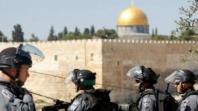'İsrail Mescid-i Aksa'yı bölmek istiyor'