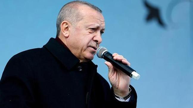 Başkan Erdoğan: Sandıklarda bunlara en güzel Osmanlı tokadını vuracağız