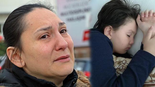 İlik nakli bekleyen Sonat'ın annesinin acı feryadı: Zamanı durdurmak istiyorum